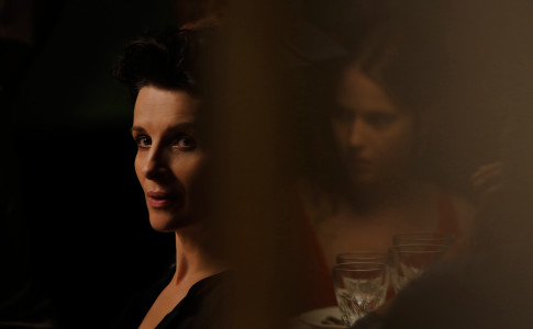 "Juliette Binoche. ""The Wait"" (""L'Attesa""). Director Piero Messina. Indigo Film"