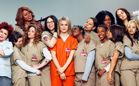 Parte del cast di Orange is the New Black
