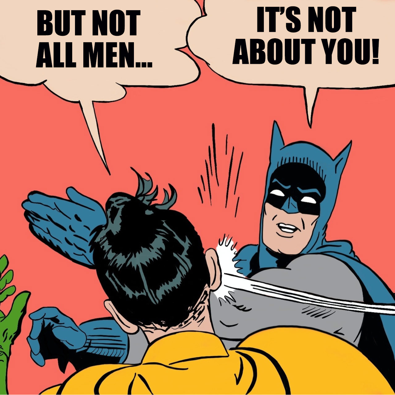 Not all men