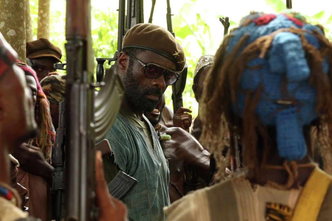 Netflix: Beasts of no nation