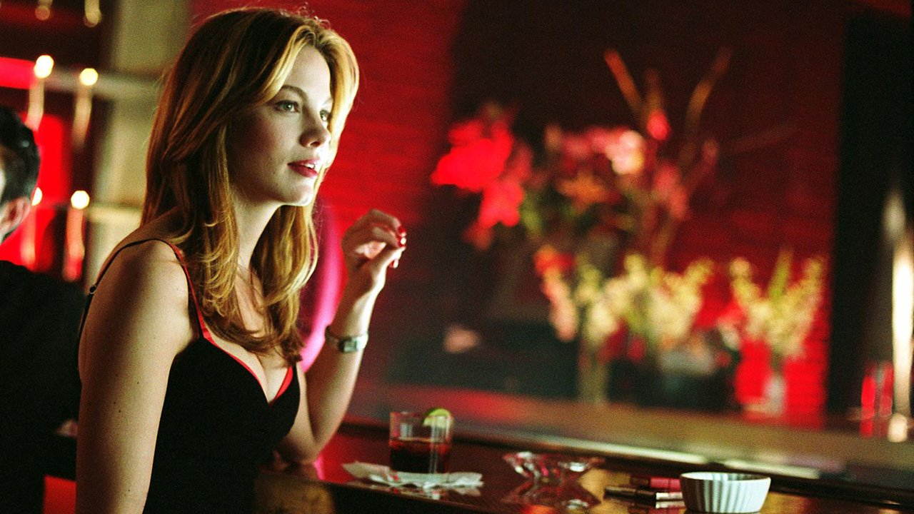 La ragazza al bar. Dal film Kiss Kiss Bang Bang