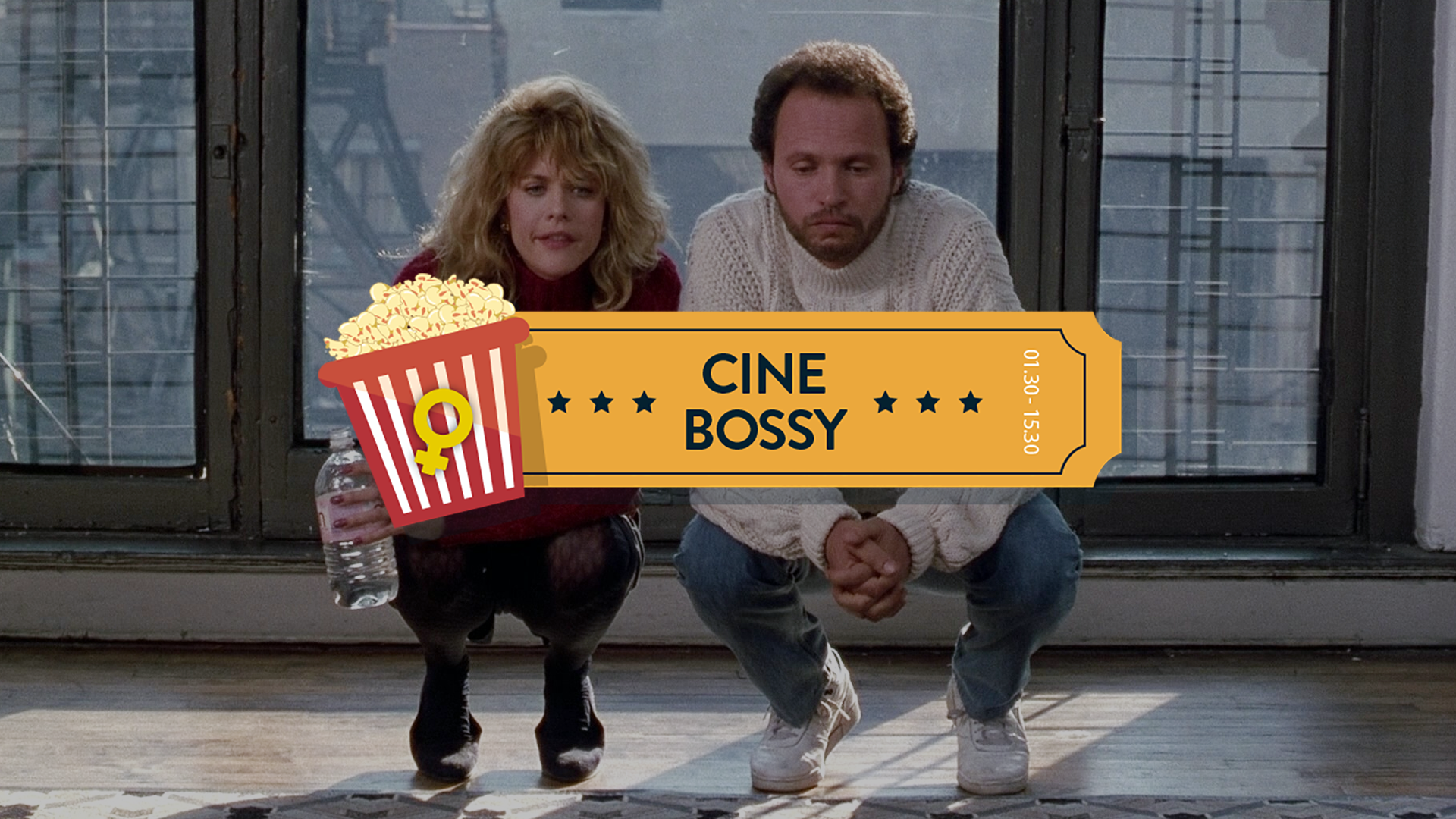 Cinebossy #05 – Harry ti presento Sally