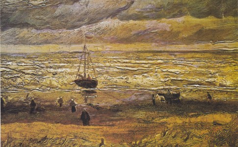 beach-at-scheveningen-in-stormy-weather-by-van-gogh-banffys-visit-with-leipnik-occurred-under-similar-skies