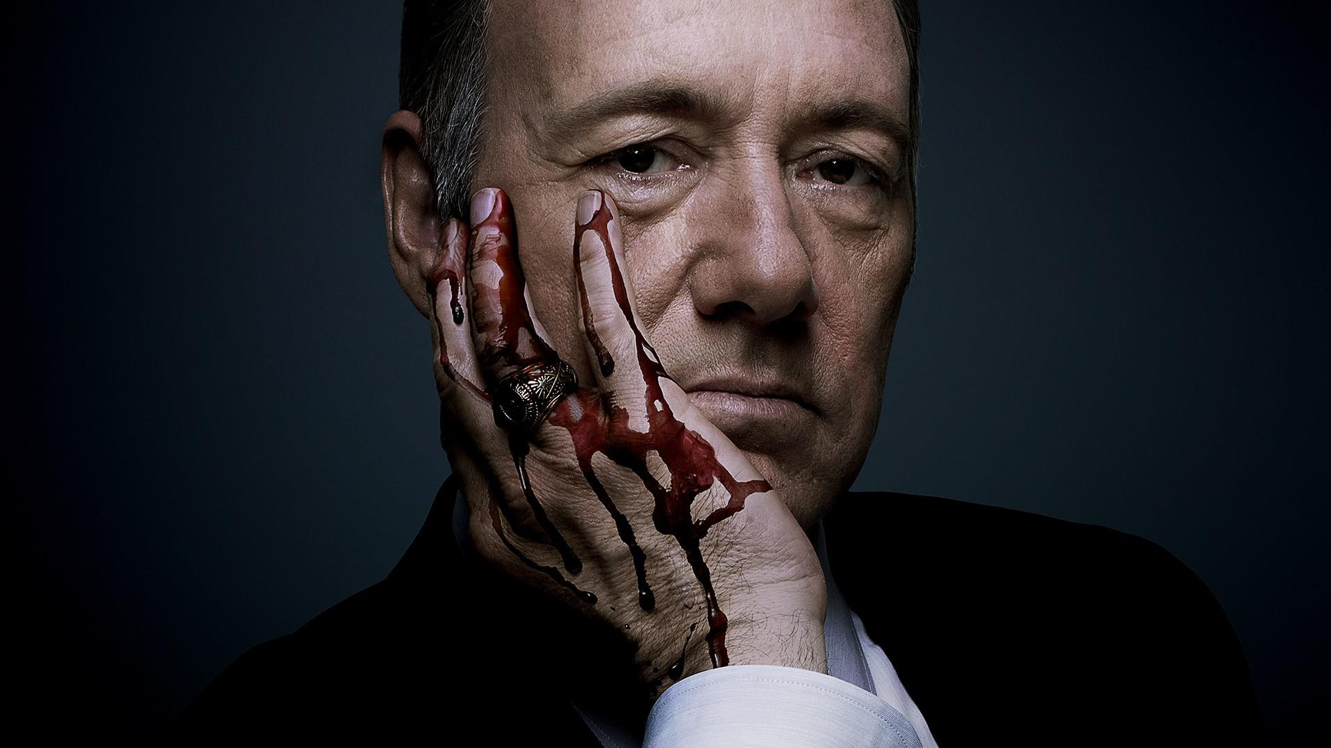 In foto, Kevin Spacey, il Frank Underwood di House of Cards
