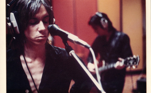 Gimme Danger © Byron Newman: Iggy Pop agli Olympic Studios, London (1972)