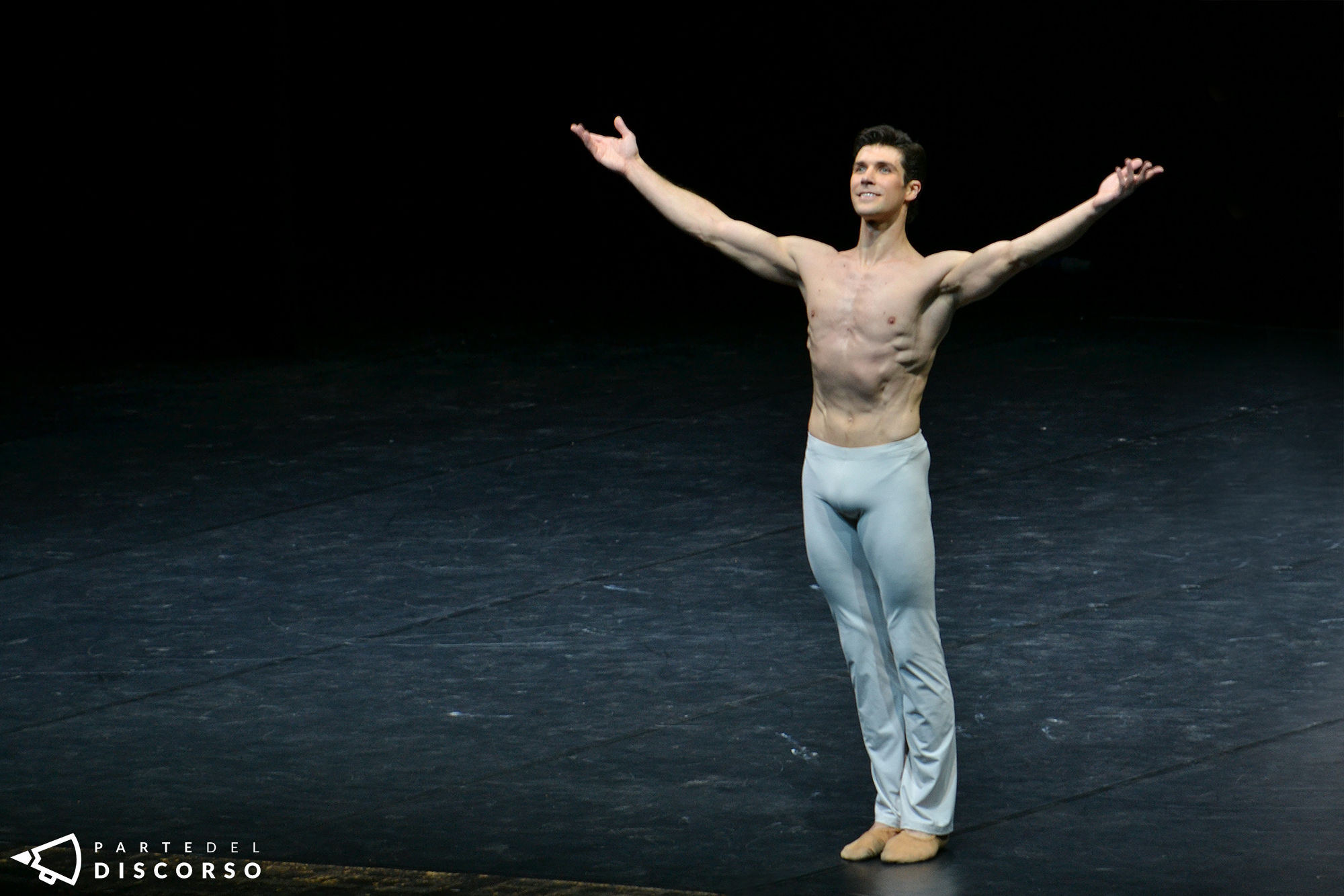 Roberto Bolle and friends © partedeldiscorso.it / Milena Vesco