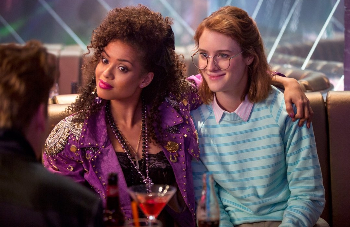 Dall'episodio San Junipero di Black Mirror 3