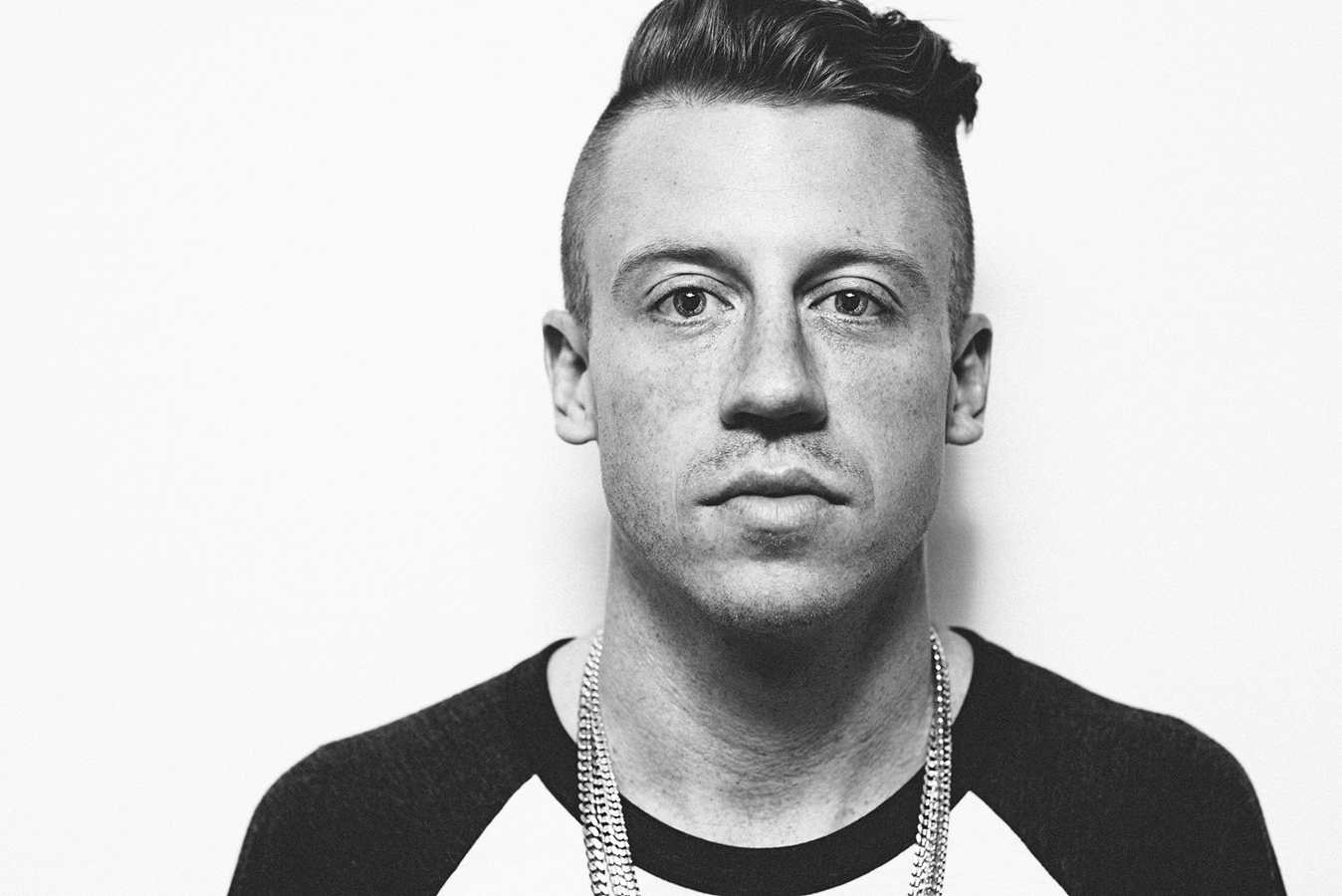 In foto, Macklemore