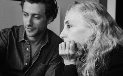 Franca Sozzani in un'immagine tratta da Franca: Chaos and Creation