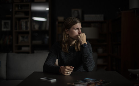 Maryana Spivak in Loveless, di Andrei Zvjagincev