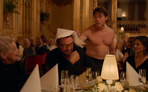 Immagine tratta da The Square, di Ruben Östlund