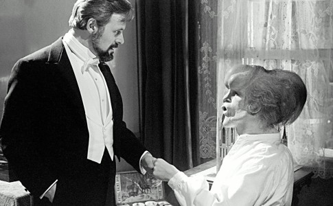 Immagine tratta da The Elephant Man (David Lynch, 1980)