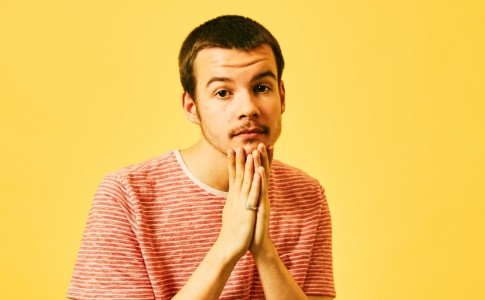 In foto, Alexander O'Connor, in arte Rex Orange County