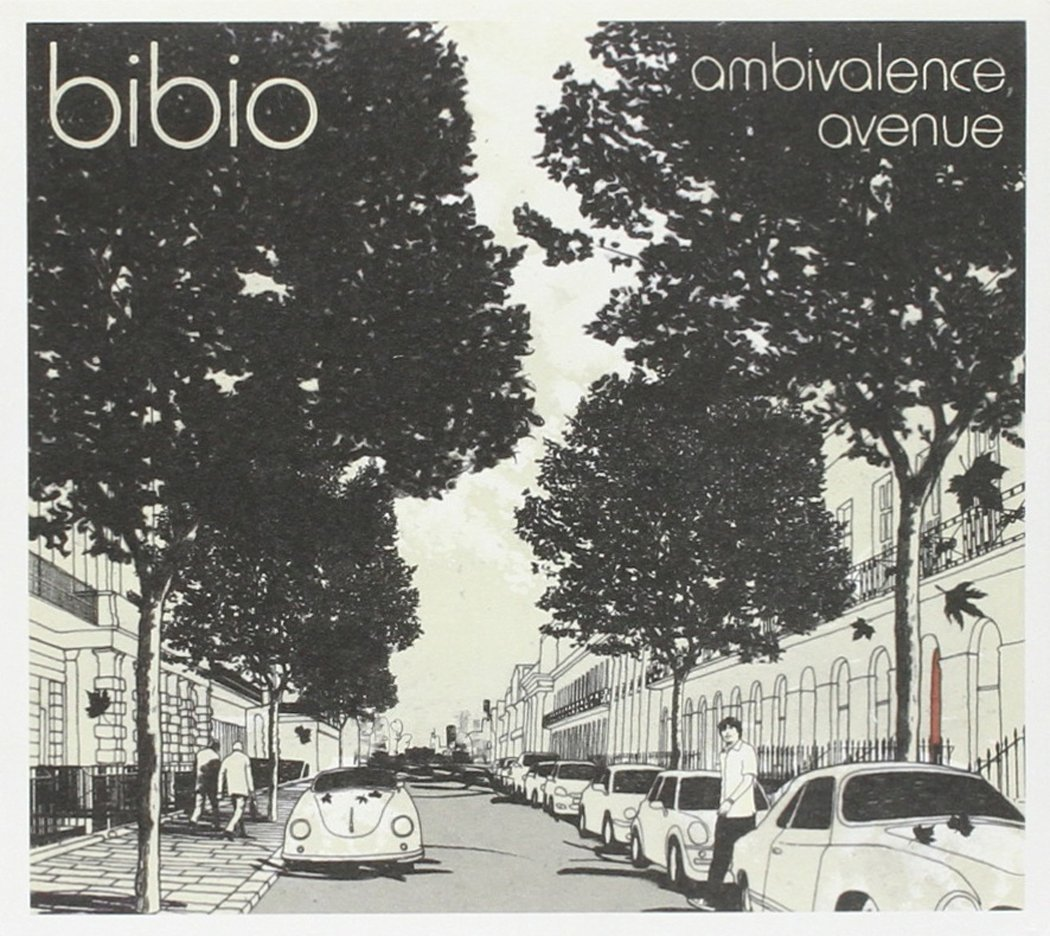 La cover dell'album Ambivalence Avenue, di Bibio