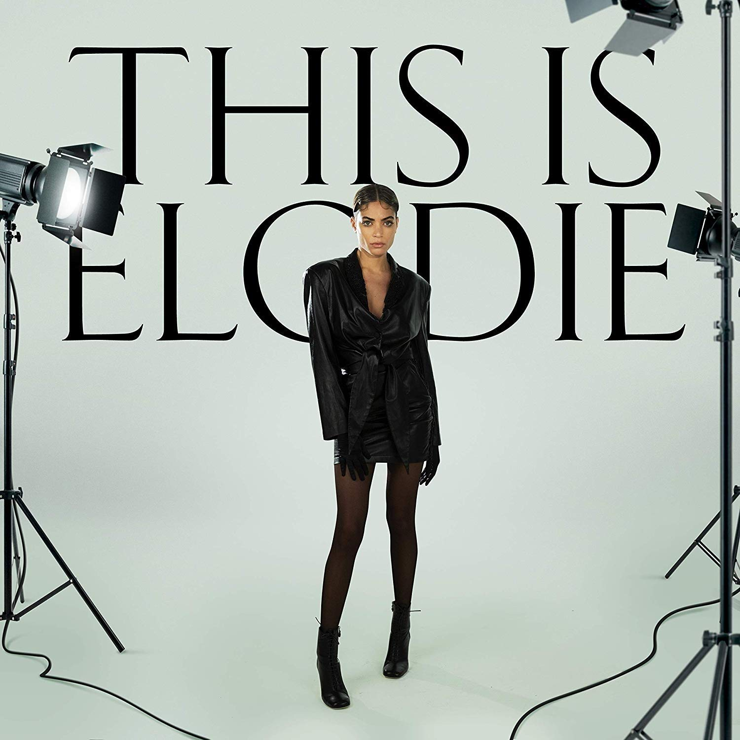 La cover dell'album This Is Elodie, dell'omonima cantante