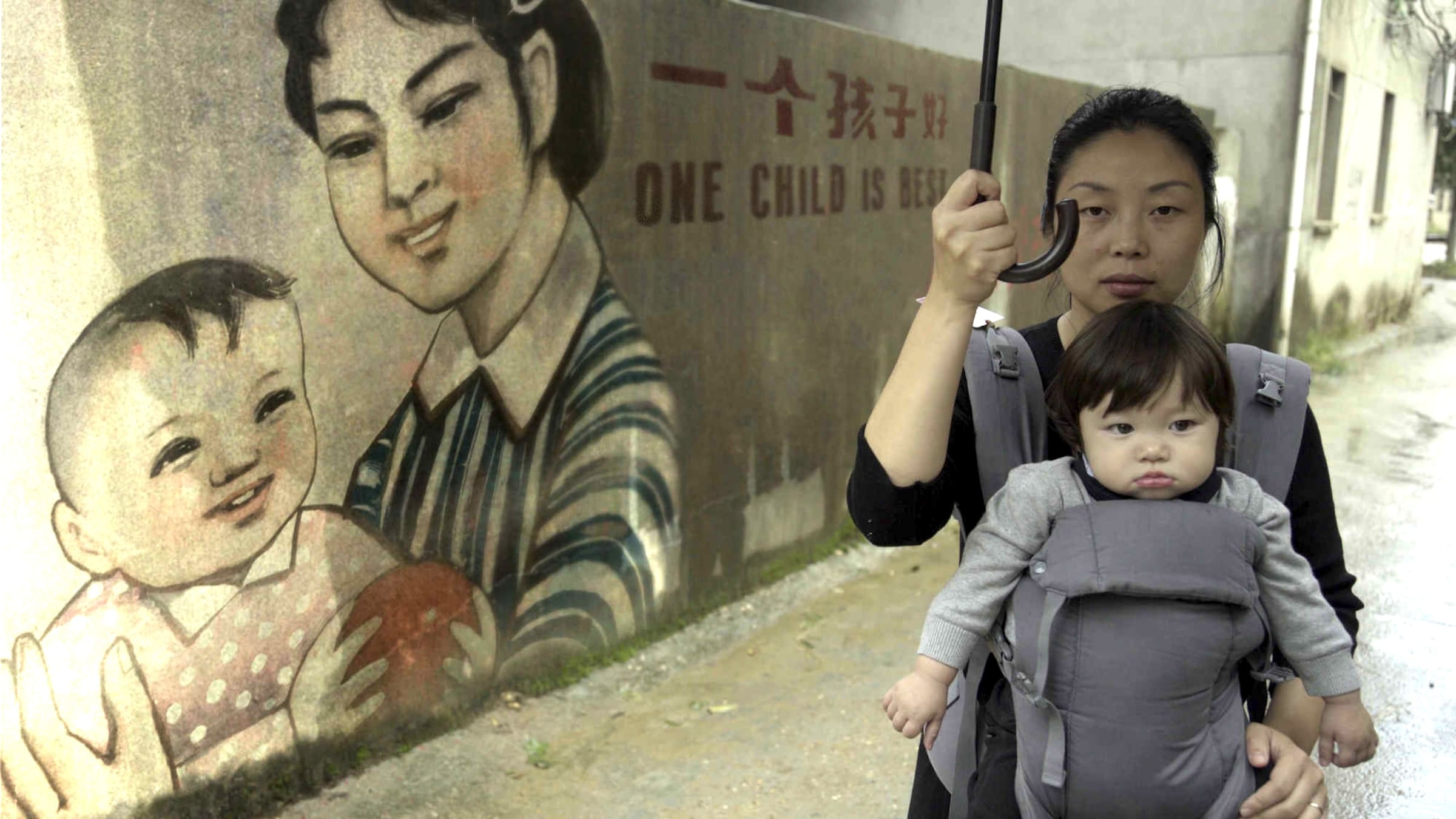 Immagine tratta dal film One Child Nation (Nanfu Wang e Jialing Zhang, 2019)